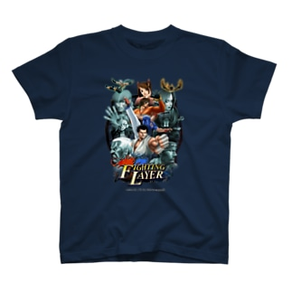 Fighting Layer Tシャツ T-shirts