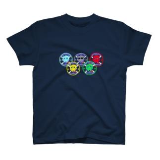 6月「NEW」Olympic Games T-shirts