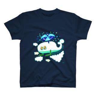 KUJICOPTER T-shirts