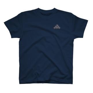 象の組体操 T-shirts