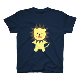 ゆるらいおん T-shirts