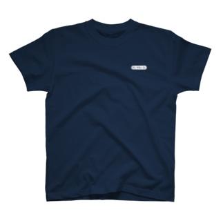 グンマケンミン(白文字) T-shirts