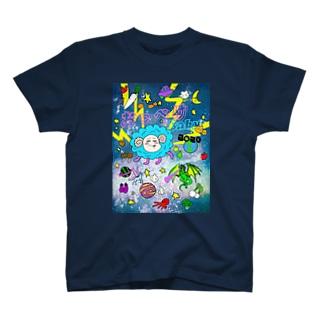おっぺけギャラクシー2020 T-shirts