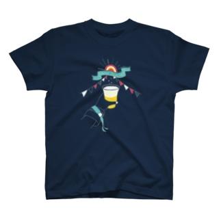 しまこのフェスビール T-shirts