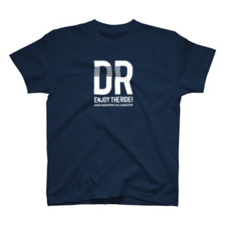 DR_Tシャツ_白ロゴバージョン T-shirts