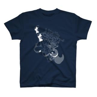 ANIME Splay T-shirts