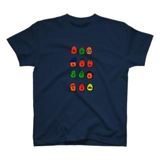 ピヨちゃんず T-shirts