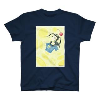 レモンスカッシュ T-shirts