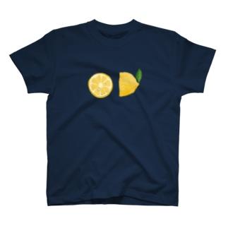 fresh  lemon T-shirts