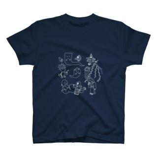 おばけ君たち T-Shirt