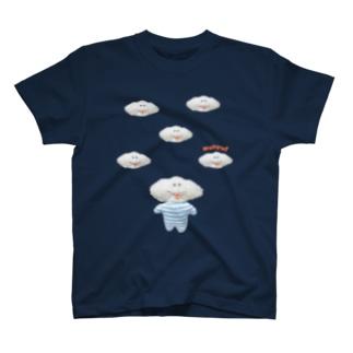 ぷかぷかプくも T-shirts