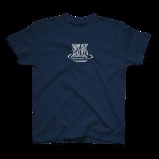 小西菜美子の銭湯大好き「YUAGARI」Tシャツ T-shirts