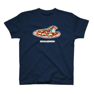 ぴざわさん(プレーン) T-shirts