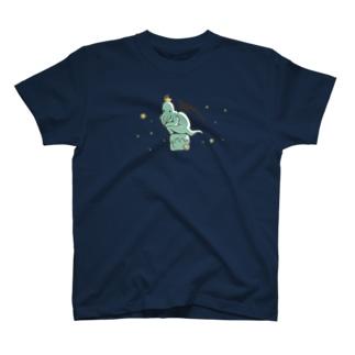 星とクトゥルフ T-shirts