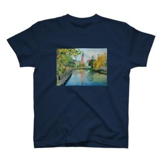 ウプサラ T-shirts