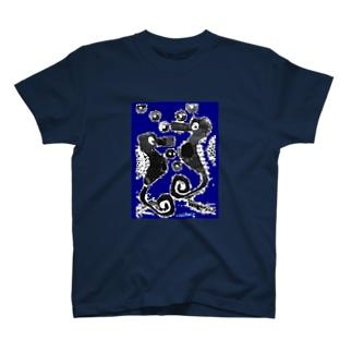 タツノオトシゴシャツ T-shirts