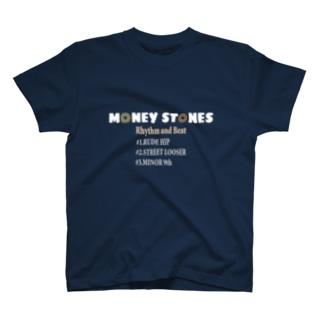 マネーストーンズ#5-2 T-shirts