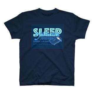 オヤスムT🐑✩*゚ T-shirts