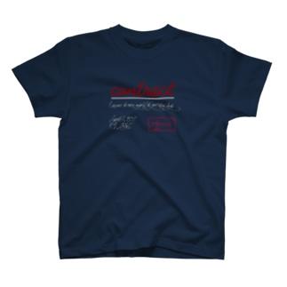 人魚の契約書 T-shirts