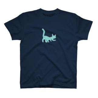 Hecta cat Light T-shirts