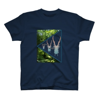 「tropics RA」メタリフェルグッズ  T-shirts