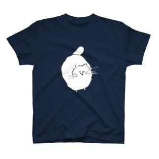 ふくよかなねこ T-shirts