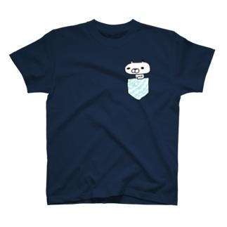 ひょっこりねこ T-shirts