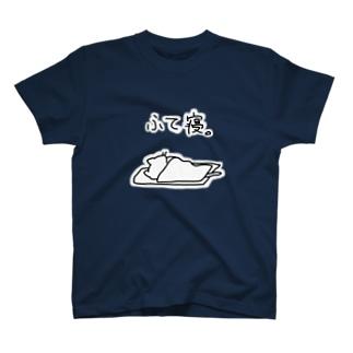 ふて寝するねこ T-shirts