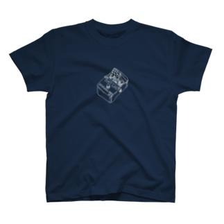 エフェクター T-shirts