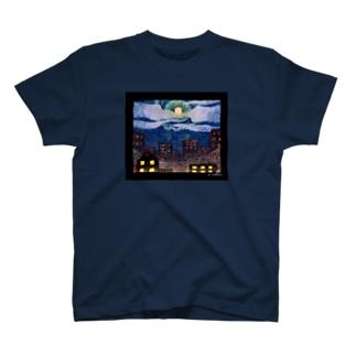 秋月 T-shirts