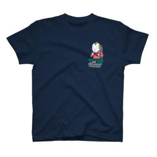 Gaming Boy/濃色Tシャツ T-shirts