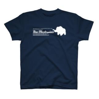 NewMasterpieceLabelLogo T-shirts