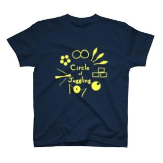 CoJ運営Tシャツ(ダークブルー) T-shirts