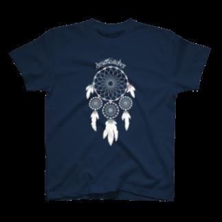 GubbishのDreamcatcher(暗い色用) T-shirts