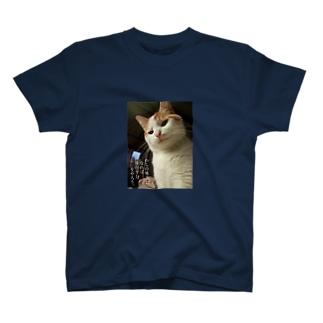 わしの味方になれば世界の半分をやろう。 T-shirts
