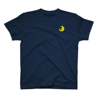 月さま T-shirts
