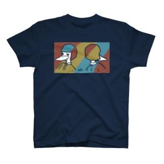 トリの子 T-shirts