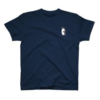 ペンギンキャラクターTシャツ T-shirts