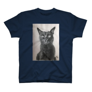 小江戸の黒豹2 T-shirts