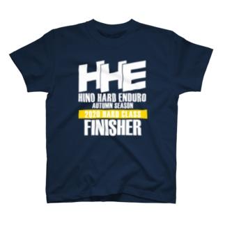 2020 HINO HARD FINISHER T-shirts