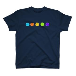 みかん大集合 T-shirts