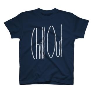 【濃色ボディ】Chill Out Tee T-shirts