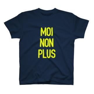 MOI NON PLUS T-shirts