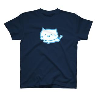 ふにゃあ(´ω`)文字なし T-shirts