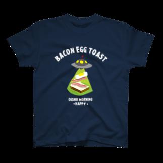 ヨナハアヤのベーコンエッグ T-shirts
