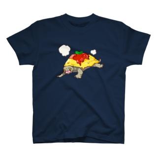 おむカメ T-shirts