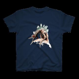 ヤノベケンジアーカイブ&コミュニティのヤノベケンジ《ザ・スター・アンガー》(星に乗るドラゴン T-shirts