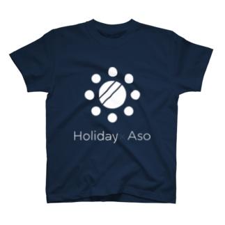 Holiday×Aso T-shirts