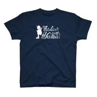 ★【YAMASUKE】ディープカラー T-Shirt