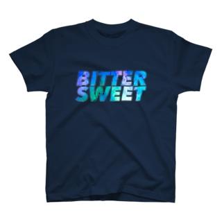 BSブルーグラデ T-shirts